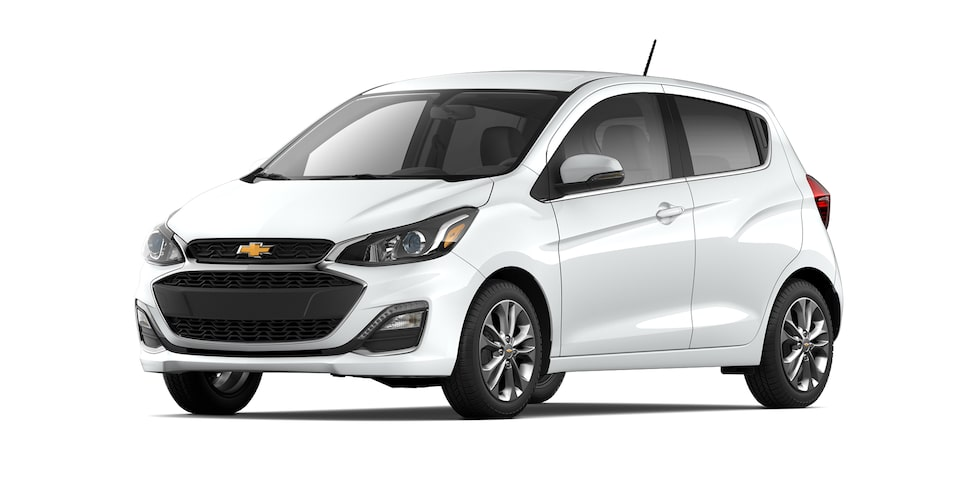 Chevrolet Spark 2021 color Blanco