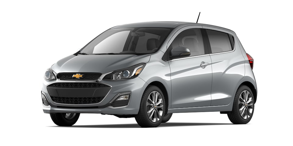 Chevrolet Spark 2021 color Plata Brillante